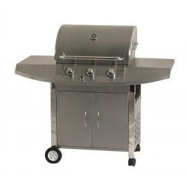 Barbecue à gaz CADINOX 3 FEUX